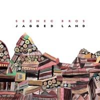 Seznec Bros - Jagged land. 1 CD audio MP3