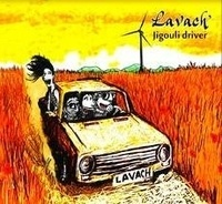 Lavach' - Jigouli driver. 1 CD audio