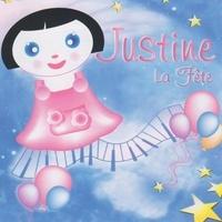 Baby Showtime - Justine - La fête. 1 CD audio