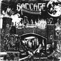 Saccage - Khaos Mortem. 1 CD audio