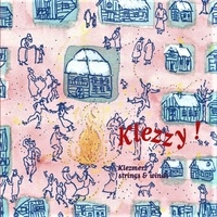 KLEZMER LOSHN - Klezzy. 1 CD audio