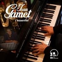 Jean Gamet - L'essentiel. 3 CD audio