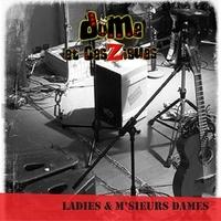 Dome et Ceszigues - Ladies & M'sieurs Dames. 1 CD audio
