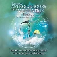 Origins Alter Ego - Les voies astrologiques de la méditation - Balance, 23 septembre - 22 octobre. 1 CD audio