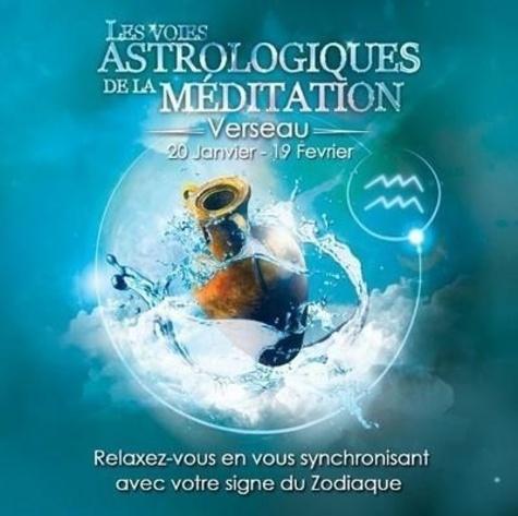 Origins Alter Ego - Les voies astrologiques de la méditation - Verseau, 20 janvier - 19 février. 1 CD audio