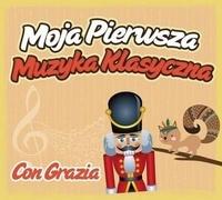 Soliton - Mes premières musiques classiques Con Grazia. 1 CD audio