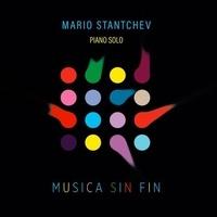 Mario Stantchev - Musica sin fin. 1 CD audio