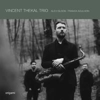 Vincent Thekal Trio - Origami. 1 CD audio