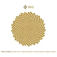 Olivier Collette - Phi. 1 CD audio