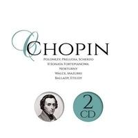 Chopin - Polonezy Preludia Scherzo. 1 CD audio