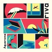 Aquarama - Riva. 1 CD audio MP3