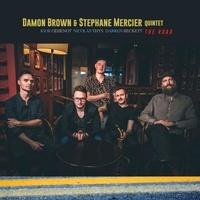Damon Brown et Stéphane Mercier - Road. 1 CD audio