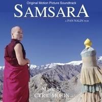 Cyril Morin - Samsara - Original motion picture soundtrack. 1 CD audio