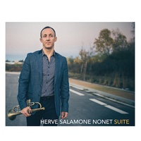 Hervé Salamone Nonet - Suite. 1 CD audio