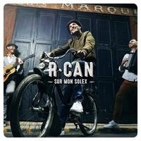 R.Can - Sur mon Solex. 1 CD audio