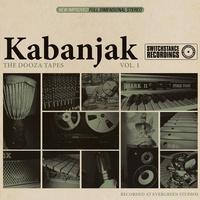 Kabanjak - The Dooza Tapes - Volume 1. 1 CD audio