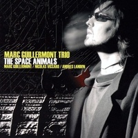 Marc Guillermont - The space animals. 1 CD audio