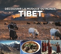 Soliton - Tibet - Découvrir la musique du monde. 1 CD audio