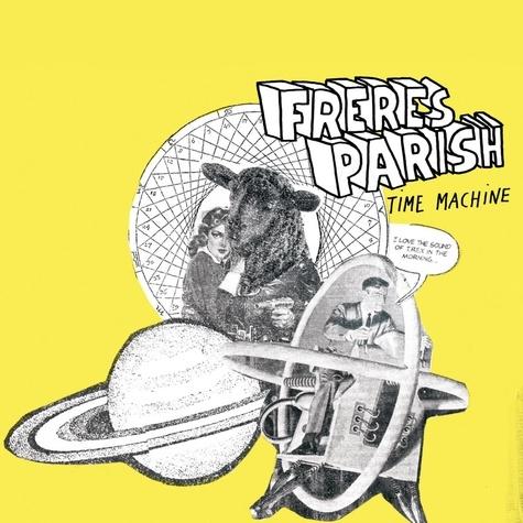 Frères Parish - Time machine. 1 CD audio MP3