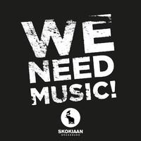 Skokiaan brass band - We need music !. 1 CD audio