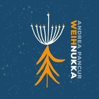 Andrea Pancur - Weihnukka. 1 CD audio