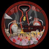 Lasai et  Tozer - Wicked ago run away. 1 CD audio