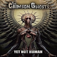 The crimson ghosts - Yet not human - Vinyle.