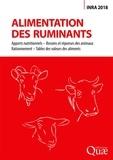 INRA - Alimentation des ruminants.