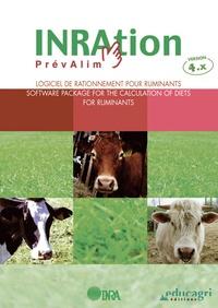 INRA - INRAtion PrévAlim (version 4 français et anglais).
