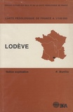 Paul Bonfils - Lodève - 1/100 000.