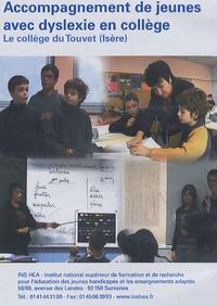 Patrice Couteret - Accompagner des jeunes avec dyslexie en collège - Le collège du Touvet (Isère). 2 DVD