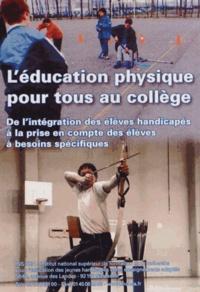CNEFEI - L'éducation physique pour tous au collège. 1 DVD