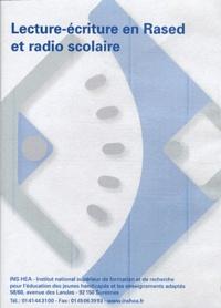 Hervé Cellier - Lecture-écriture en Rased et radio scolaire. 1 DVD