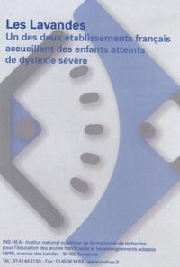 Patrice Couteret - Les Lavandes, un des deux établissements français accueillant des enfants atteints de dyslexie sévère. 1 DVD