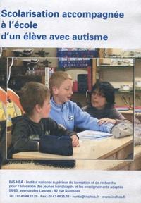 Christine Philip - Scolarisation accompagnée à l'école d'un élève avec autisme. 1 DVD