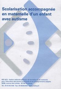 Christine Philip - Scolarisation accompagnée en maternelle d'un enfant avec autisme. 1 DVD
