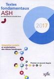 Hervé Benoit et Aurélie Gono - Textes fondamentaux ASH - Adaptation scolaire et scolarisation des élèves handicapés. Premier et second degrés. 1 Cédérom