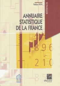 INSEE - Annuaire statistique de la France. 1 Cédérom