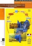 INSEE Aquitaine - L'année économique et sociale 2005 en Aquitaine.