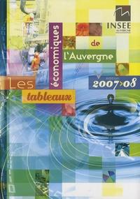 INSEE Auvergne - Les tableaux économiques de l'Auvergne.
