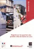 INSEE Bourgogne - Regards sur les quartiers des grandes villes de Saône-et-Loire.