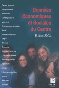 INSEE Centre - Données économiques et sociales du Centre.