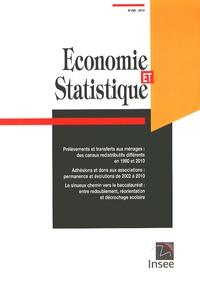Economie et statistique N° 459/2013.pdf