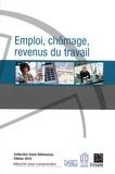 INSEE - Emploi, chômage et revenus d'activité.
