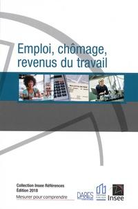 INSEE - Emploi, chômage, revenus du travail.