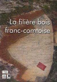 INSEE Franche-Comté - La filière bois franc-comtoise.