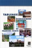 INSEE Franche-Comté - Tableaux économiques de Franche-Comté.