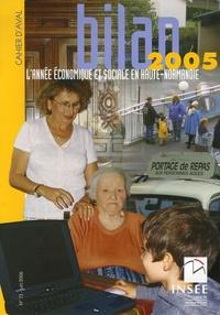 INSEE Haute-Normandie - L'année économique et sociale en Haute-Normandie - Bilan 2005.