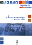INSEE Ile-de-France - L'année économique et sociale 2005.