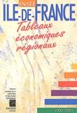 INSEE Ile-de-France - Tableaux économiques régionaux d'Ile-de-France 2000-2001.